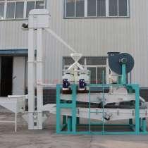 Линия для очистки, калибрования,шелушения и сепарации гречих, в г.Шэньян