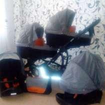 Продам коляску для двойни, в Севастополе