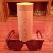 Солнцезащитные очки из бамбука, в Самаре