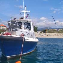 Продаю катер, моторное судно, Морской Регистр РФ, в Геленджике