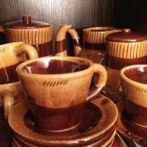 Чайный керамический сервиз. Болгария, в Москве