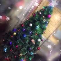 Новогодняя искусственная ёлочка, в Иркутске