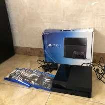 PS4 на 500GB, в Красногорске