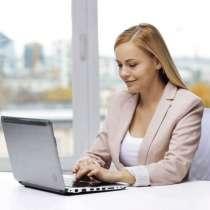 Сотрудник в офис со знанием компьютера, в Омске