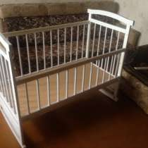 Детская кроватка, в г.Усть-Каменогорск