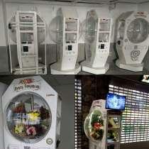 Вендинговые аппараты для продажи цветов и сувениров, в г.Адехе