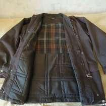 Куртка мужская демисезонная Vinci Италия р 52-54, в Москве