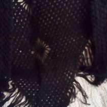 Вязанная шаль, в Саратове