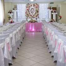 Оформление свадебного зала в Слониме, в г.Гродно