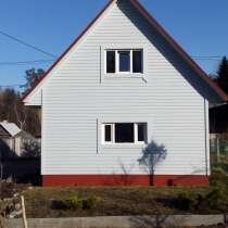 Продам участок ИЖС с зимним домом в 14 км от г Выборга, в Выборге