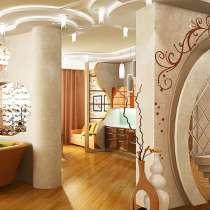 Ремонт и отделка квартир под ключ, в Омске