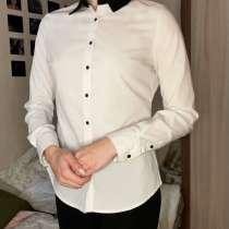 Блузка белая, в Абакане