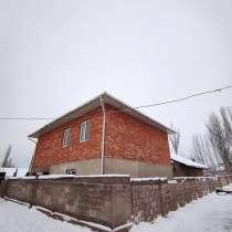 Очень срочно!!! Продаю новый, большой, кирпичный, 2-х этажн, в г.Бишкек