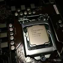 Процессор I3-8100, в Аксае