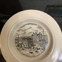 Коллекционная тарелка Мюнхен 1901 г, в Ноябрьске