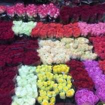 Розы с доставкой москва, в Москве