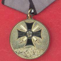 Россия медаль За службу на Северном Кавказе документ печать, в Орле