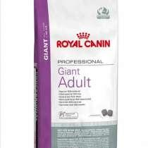 GIANT ADULT 20 кг royal canin, в Санкт-Петербурге