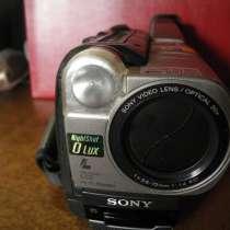 Видеокамера Soni Handycam vision CCD- TRV66E PAL, в Гусь Хрустальном