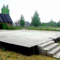 Фундаменты. Монолит. Бетонные работы, в Великом Новгороде