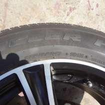 Колёса R-17 225/65 Bridgestone, в Алатыре