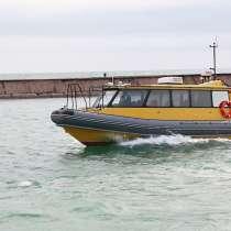 Быстроходный универсальный катер, в Феодосии