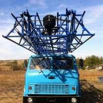 Буровая установка УРБ-3АМ на базе Маза 500, в г.Одесса
