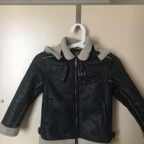 Детская замшевая куртка, в Сестрорецке