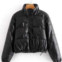 Оверсайз курточка из эко кожи, в Екатеринбурге
