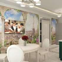 Дизайн Проект интерьера, в Санкт-Петербурге