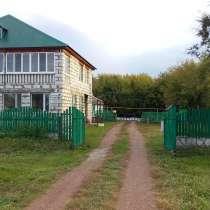 Усадьба с гостиничными номерами, русской баней и бассейном, в Оренбурге
