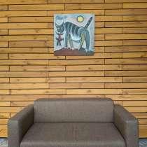 Репродукция Пабло Пикассо. (Картина маслом), в Москве