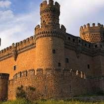 Строим настоящий замок, в Ростове-на-Дону