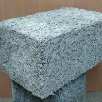 Арболитовый блок 500х250х320 (для плит перекрытий), в Казани