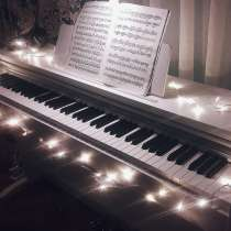 Репетитор по фортепиано (специальность+сольфеджио), в Липецке
