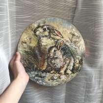 Картина маслом Ушастые, в Краснодаре