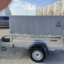 Прицеп легковой, в Новосибирске