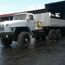 грузовой автомобиль УРАЛ 44202 с полуприцепом, в Томске