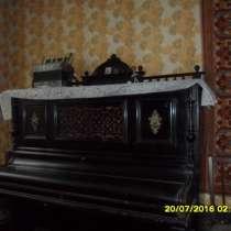 Продам старинное пианино, в Санкт-Петербурге
