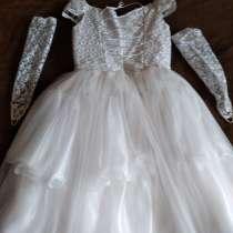 Красивое платье для девочки, в Нововоронеже