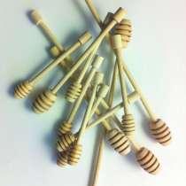 Деревянная ложка для меда (палочка для меда) из бука карпатс, в г.Запорожье