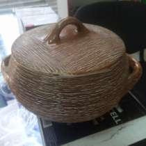 Жаровница керамика-1,5 литров, в г.Макеевка