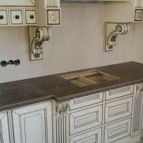 Кухонные столешницы из искусственного камня от производителя, в Казани