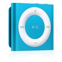 МР3-плеер Apple iPod shuffle 4 - 2GB - Blue, в Москве