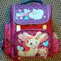 Ранец для девочки 1-3 класс, в Омске