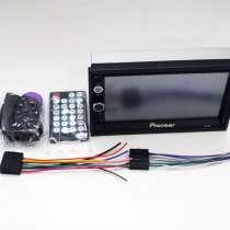 2din Магнитола Pioneer 7010 USB, SD, Bluetooth,ПУЛЬТ НА РУЛЬ, в г.Запорожье