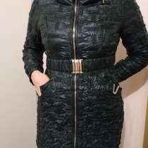 Женское пальто из кожзама, в г.Минск