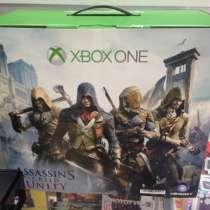 Xbox ONE + 5 игр, в Москве
