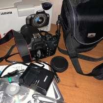 Фотоаппарат Canon 1200d, в Сочи