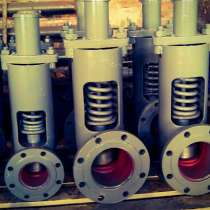 Клапаны предохранительные Т-131МС Ду50 Ру10МПа, Т-132МС Ду80, в Хабаровске
